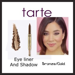 tarte  THE EYE ARCHITECT. eye shadow and liner.